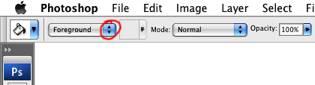 install patterns tutorial screenshot